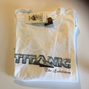 T shirt titanic the expedition